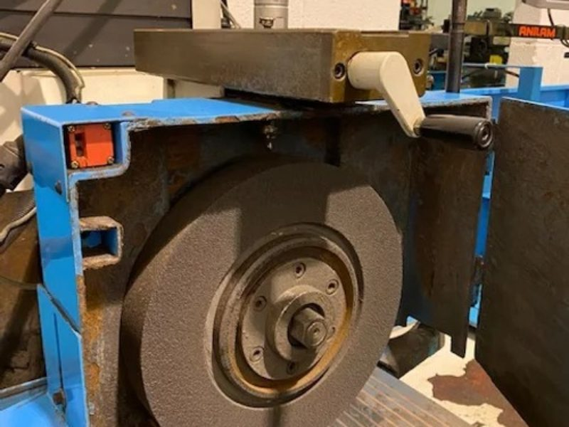 Perfect surface grinder e